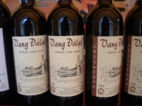 Vang Dalat (Dalat red wine) - in list of top wines in Vietnam