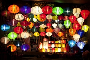 The 1st Hoi An - Gwangju handicraft and Fine Arts exchange 2014