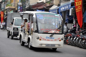 Ho Chi Minh city to launch electric car service