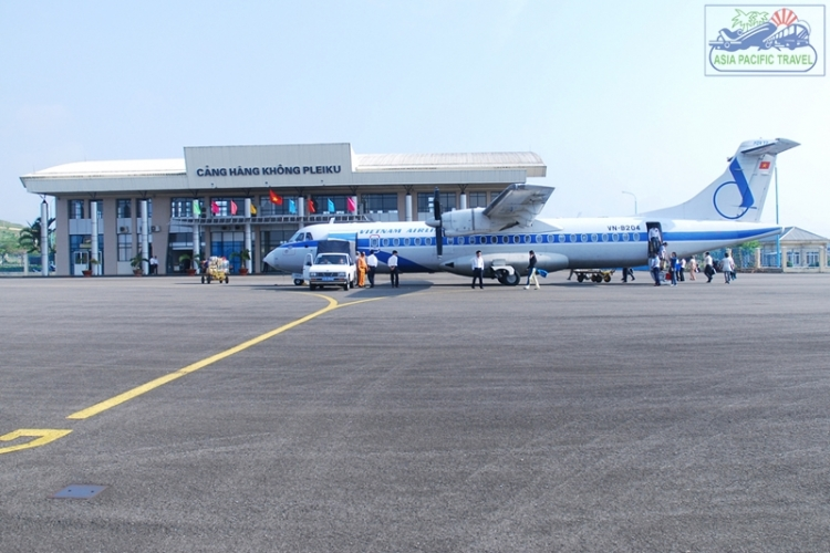 Pleiku Airport to reopen from September 1