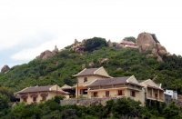 Da Chong mountain in Ninh Thuan