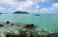 Stunning beauty of Bay Canh Islet