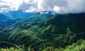 Hoang Lien Son Pass recognised as National landscape site