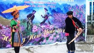Mong Ethnic Festival in Ha Giang