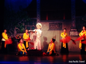 Long Thanh Folk Show - A highlight of traditional culture