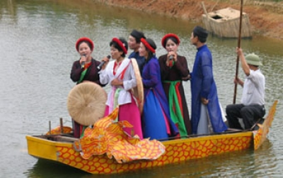 Vietnamese Folk Songs