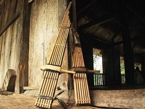 Khen Be - An unique musical instrument of Thai people
