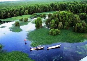 A trip to Ca Mau - The peaceful land