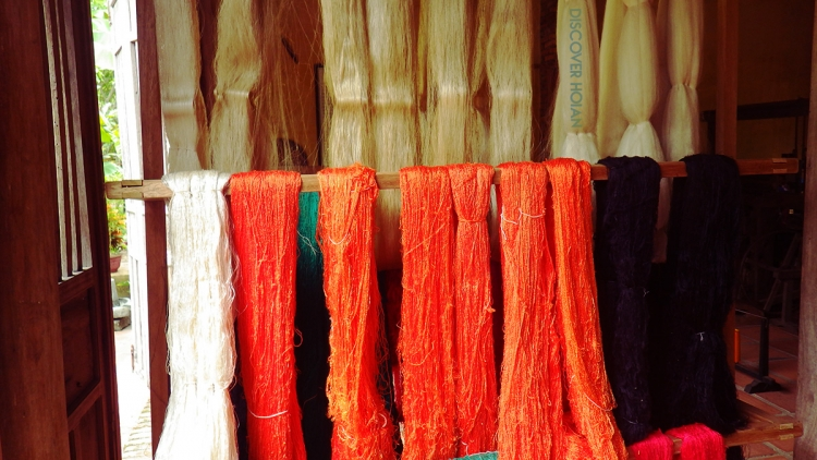 Hoi An city to hold Vietnam - Asia Silk Festival 2016